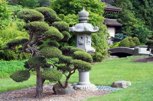 for Japanese garden design principles