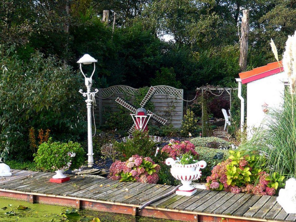 Сельский сад