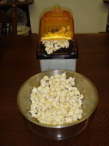 Как сделать попкорн из обычной кукурузы фото 532