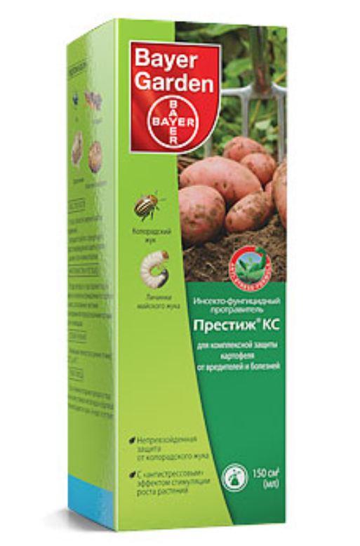 Престиж для обработки картофеля инструкция цена